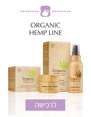 organic HEMP LINE
